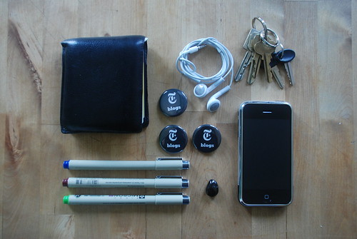 The Items I Carry