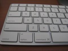 teclado muito muito fino