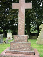 Elizabeth Ainscough (1862-1907) & Hugh Ainscough (1863-1935) & sister Ellen ? (1875-1945)