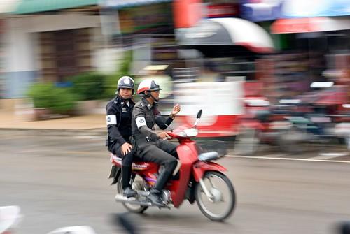 Police Panning