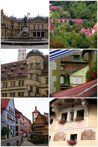 Bavaria Trip Mosaic 1