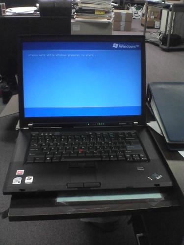 Notebook Lenovo Core 2 Duo