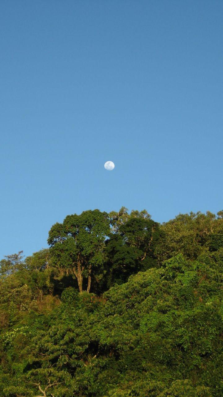 Lune et Montagne #4