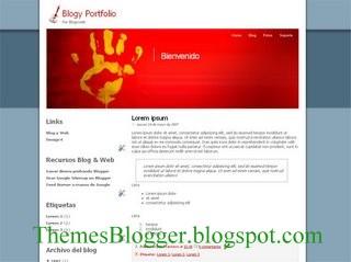 plnatilla para blogger