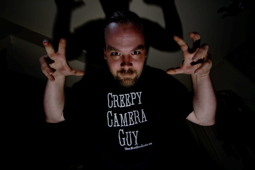 The Creepy Camera Guy
