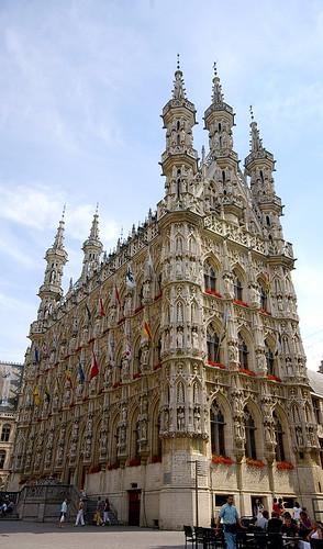 Leuven II por SBA73.