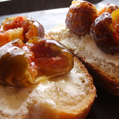 Tartine de Figues.
