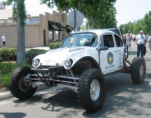 baja volkswagen. VW Baja Bug with Corvette