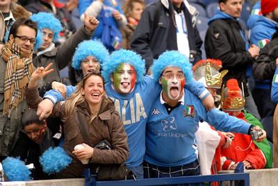 pubblico azzurro