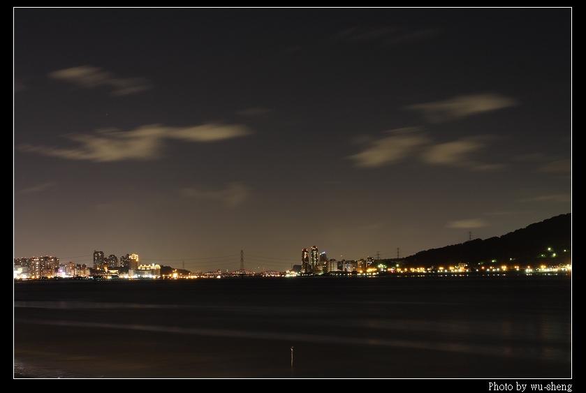 關於夜景拍攝