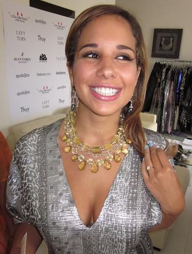 Left Turn Jewelry, Chic Little Devil Style Lounge, Rebecca Prevot