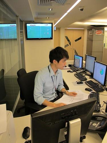 香港賽馬會_投注系統管理_謝佳宇攝影