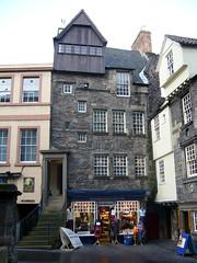 Moubray House