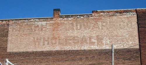 ....Hardware, Co. Wholesale Ghost Sign