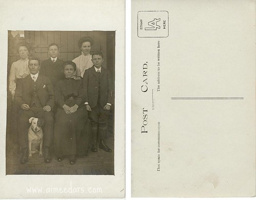 RPPC Family and Dog