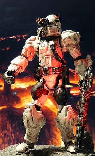 Magma trooper | Flickr - Photo Sharing!