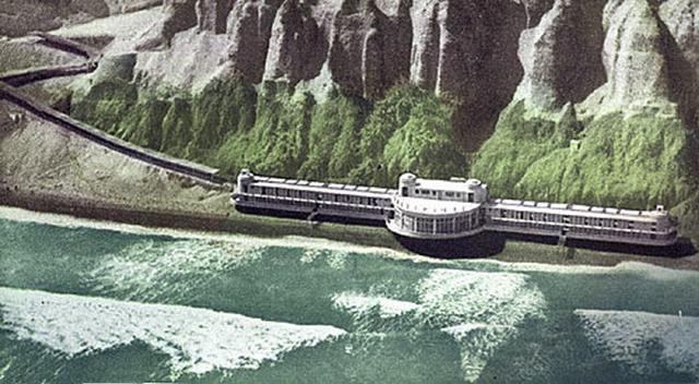 Baños de Miraflores 1935