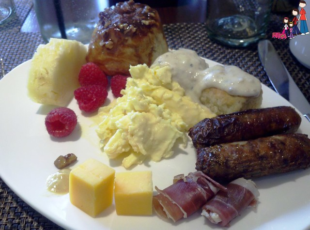 Cibolo Moon Breakfast Buffet