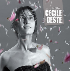 Pochette 1st EP by Cecile Deste