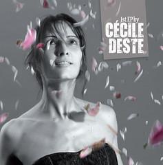 Pochette 1st EP by Cecile Deste