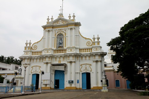 The Church of Our Lady of the Immaculate Conception