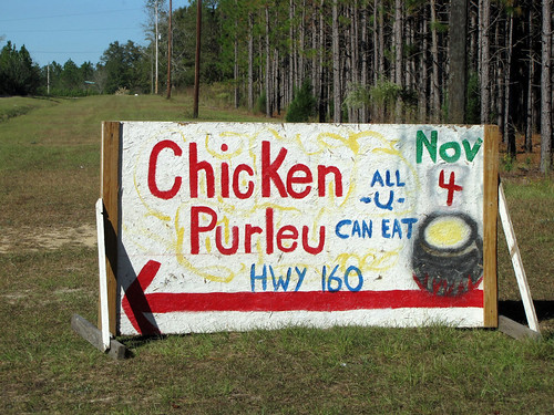 Chicken Purleu