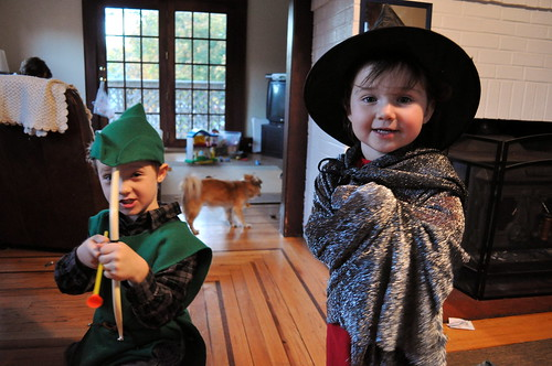 Robin Hood and The Witch