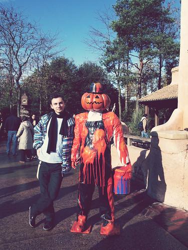 Pumpkin boys