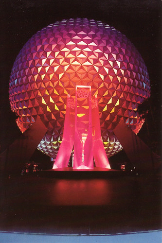 Epcot-Spaceship Earth