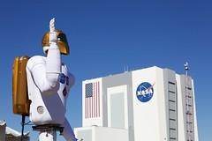 Space Robots from NASA - So long KSC and R2B