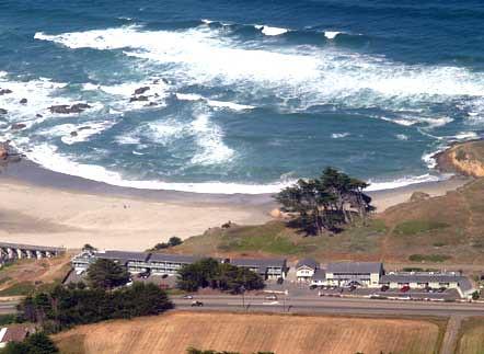 Beachcomber Motel Ocean Views