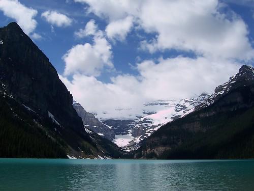 Famous lake