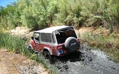 Washing A Jeep (7366)