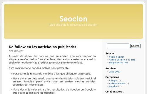 blog seoclon