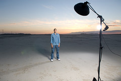 Behind the scenes (shatterkiss) Tags: test desert setup behindthescenes elmirage testshoot