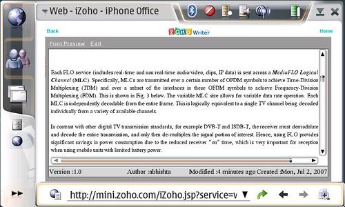 iZoho6