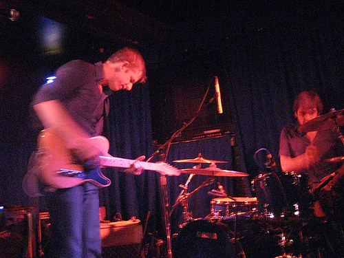 Spoon, Cafe du Nord, July 14, 2007