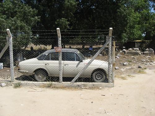 Old Car, Miletus