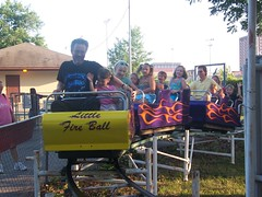 Bartlesville Playground Kiddie Park Little Fireball