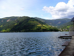 Zeller see (the last don) Tags: mountain lake austria panasonic zellamsee 2007 zellersee dmcfx9