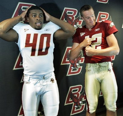 Boston College Media Day