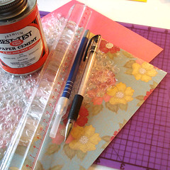 Make Your Own Bubble Mailer