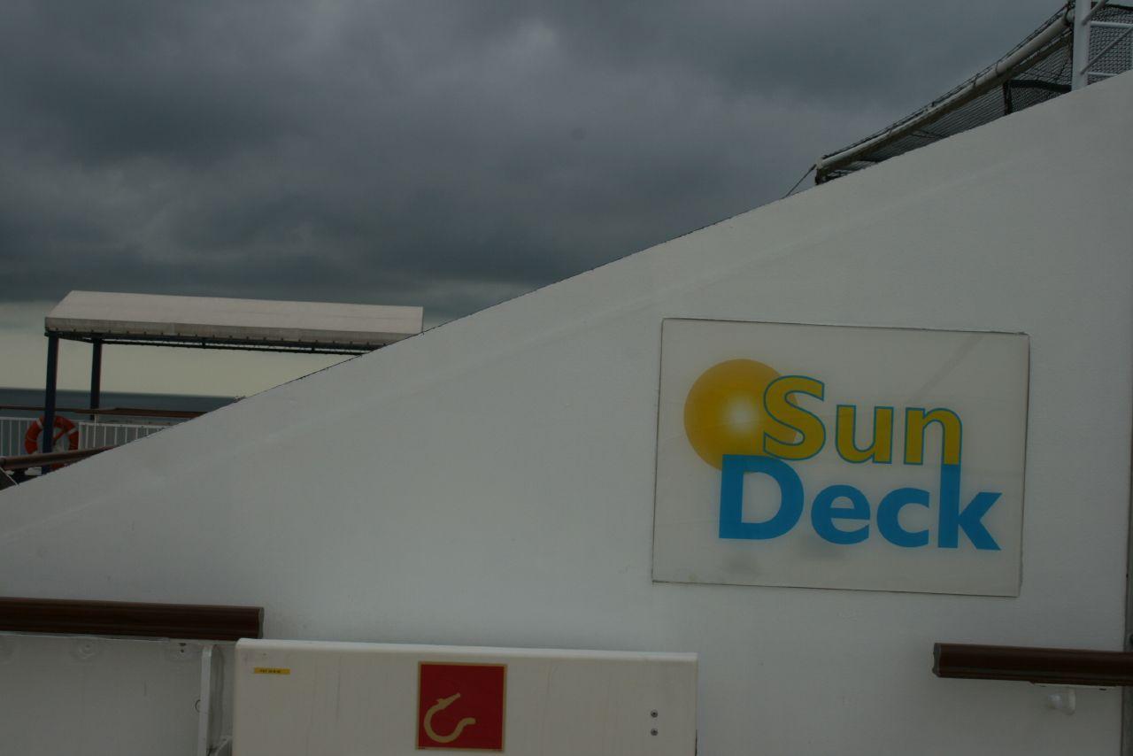 sun deck ??