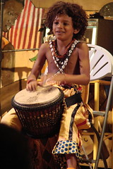 Drumming Son (canadianlookin) Tags: heritage winnipeg african culture pavilion caribbean folklorama keepexploring