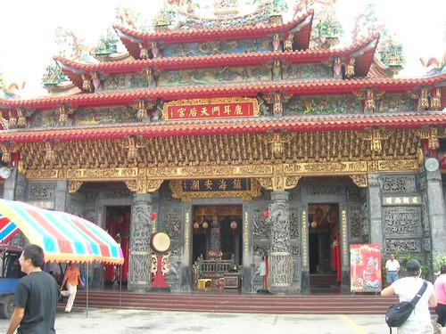台南遊-鹿耳門天后宮