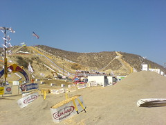 Day137 - Glen Helen track (Verdemont, California, United States) Photo
