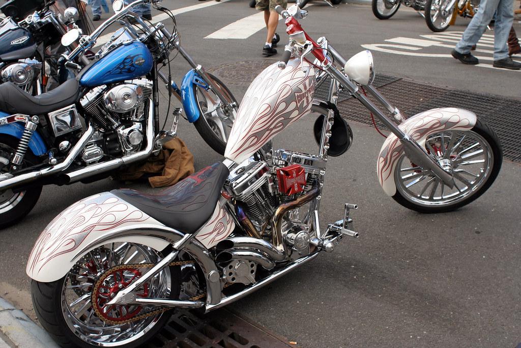Tyson's ride