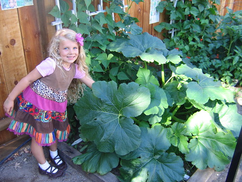 Look at that squash! (2007)