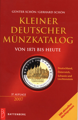 catálogo alemán