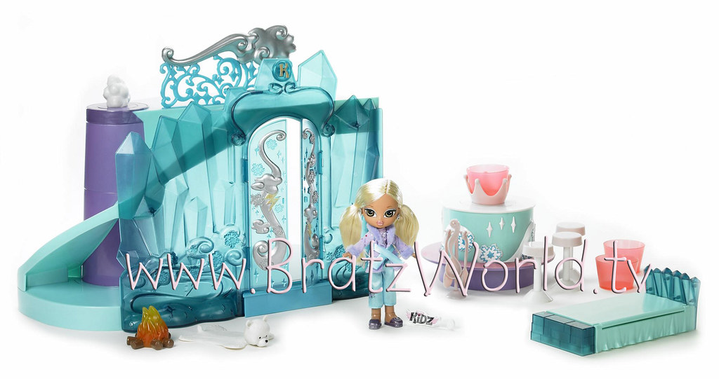 Bratz Kidz Fairy Tales Dolls Bratz Kidz Super Secret Ice